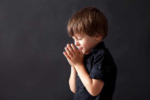 Raising kids in Jesus – do they need to pray all the time?