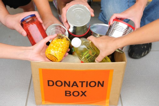 Charity work: Could I start a food bank on my own?