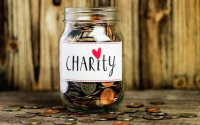 Do you need money for charity work?